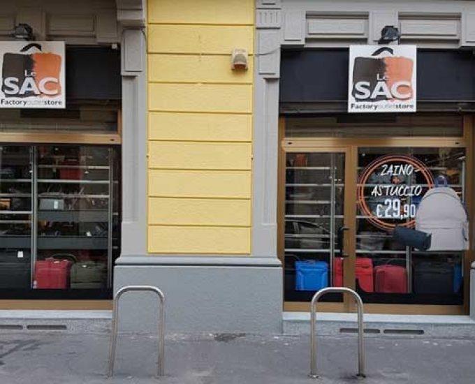 Le SAC outlet – Milano 3