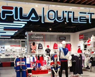 Outlet Fila Factory Outlet