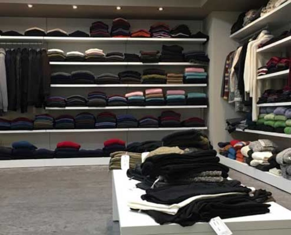 Spacci in Italia: Outlet Geox